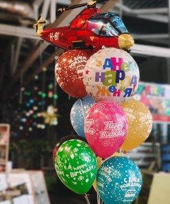 Букет шаров - шарики на день рождения