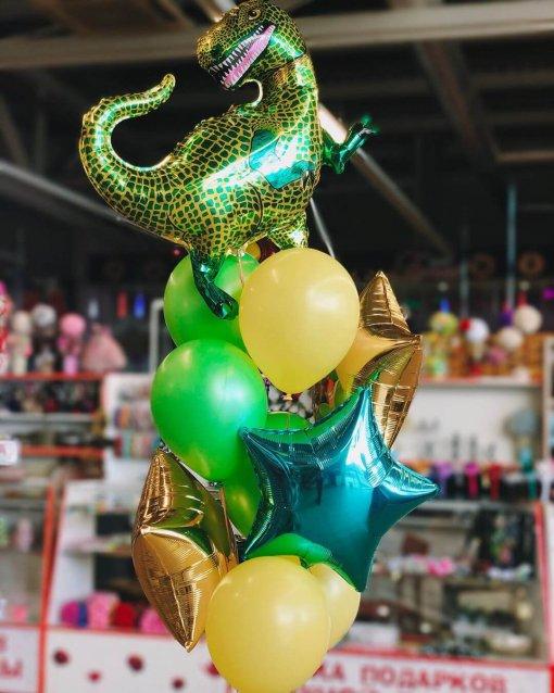 динозавр шарик никополь