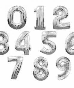 Фольгированные цифры. Шарики цифры в никополе