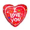 ГЕлиевый шар признание любви